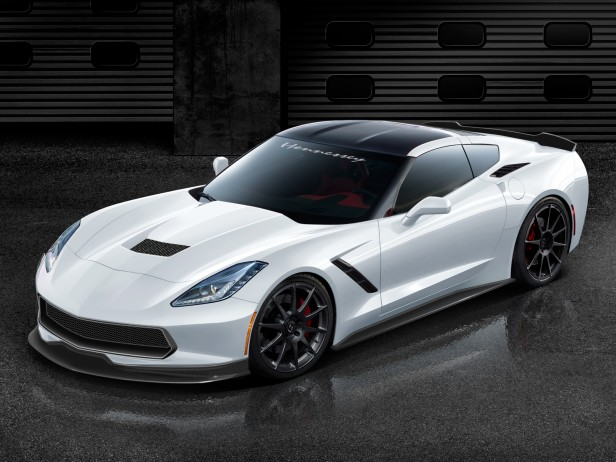 Hennessey HPE1000 Corvette Stingray Upgrade