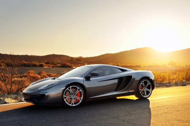 Hennessey HPE700 McLaren 12C