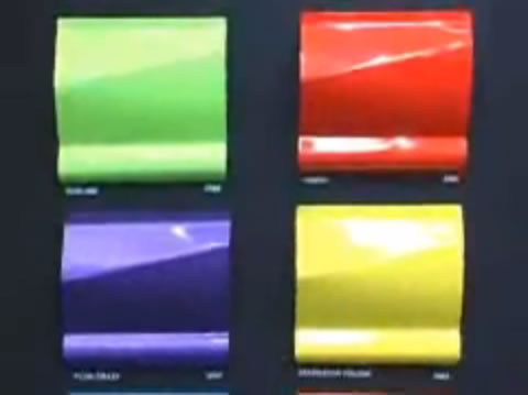 Video How Chrysler Develops Vehicle Colors For Dodge