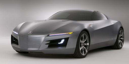 Honda confirms NSX for 2010