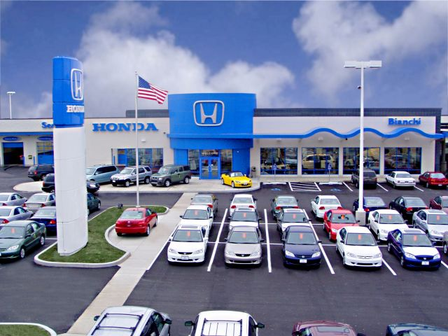 Ford Dealers Nj >> Second Honda dealership achieves grid-neutral status