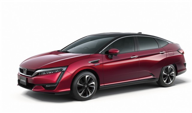 Honda Clarity Fuel Cell May Be Its Electric Car And PlugIn Hybrid Too