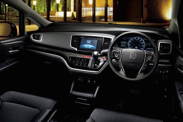 Honda Hybrid Minivan On Sale In Japan, Using Accord Hybrid System