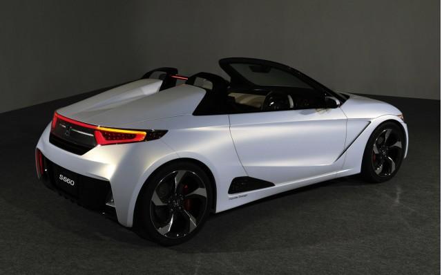 Honda S660 concept, 2013 Tokyo Motor Show