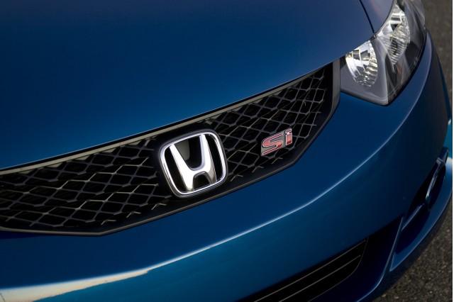 2010 Honda Civic Si Coupe