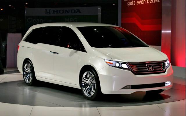 2011 Honda Odyssey (concept)