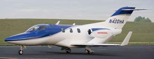 Hondajet goes on sale for Honda private jet