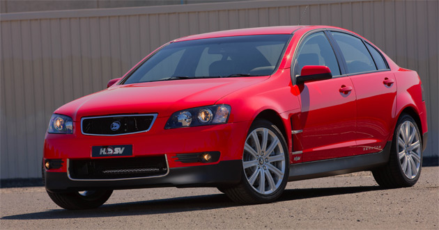 The new E-Series 2 range will be based on the facelifted VF Holden Commodore due in September