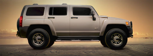 Hummer to produce Jeep Wrangler-sized H4