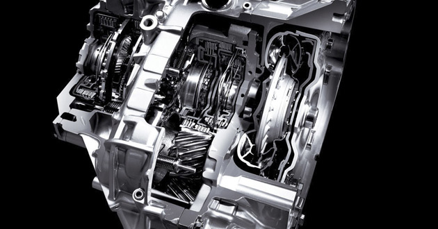 The new 6-speed gearbox is claimed to boost fuel economy by 12% over the current 5-speed unit