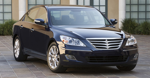 Hyundai won't offer 3.3L V6 in U.S. Genesis sedan