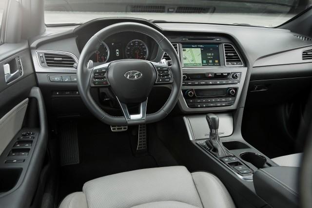 2017 Hyundai Sonata 2.0T