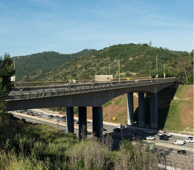I-405 Mulholland Bridge