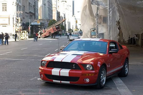 I am Legend GT500