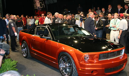 2006 chip foose stallion mustang. Black Bedroom Furniture Sets. Home Design Ideas