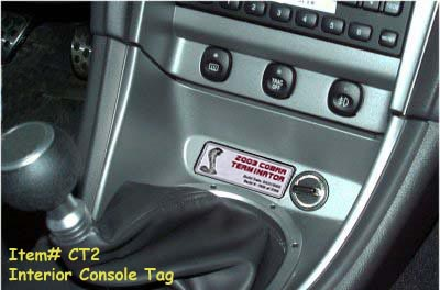 article image - 2003 Ford Mustang Cobra Terminator