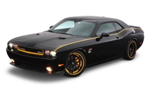 Penske Racing-inspired 2011 Dodge Challenger SRT8 392