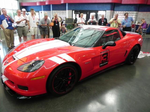 2012 Corvette Z06 Ron Fellows SEMA/Spring Mountain Special Edition