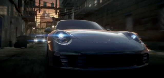 2012 Porsche 911 Carrera S in NFS: The Run
