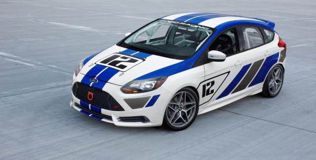 2012 Ford Racing Focus ST-R race car