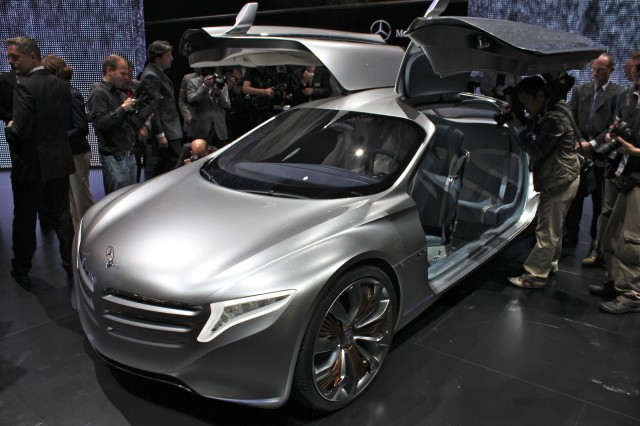 2011 Mercedes-Benz F125! Concept