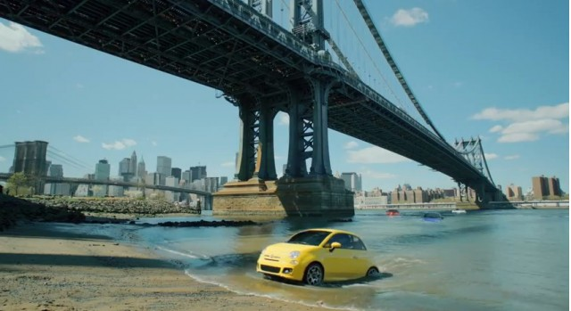 'Immigrant' commercial for the Fiat 500