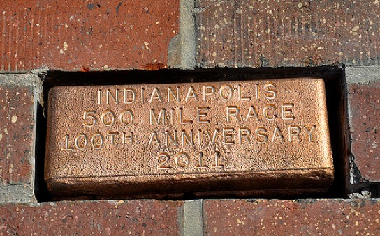 Indy 500 Now Goldbricking Is No Insult