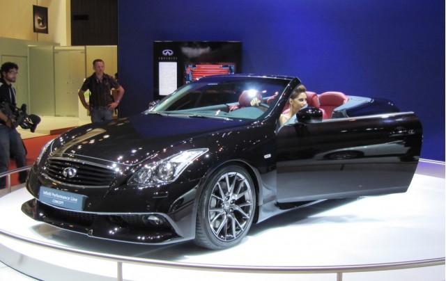 2010 Infiniti IPL G Cabrio Concept