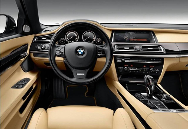 Inside BMW's 2013 760Li V-12 25 Years Edition