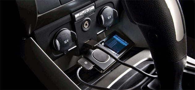 Integration of iPod, Bluetooth into cars passes 50% mark for 2009 model year