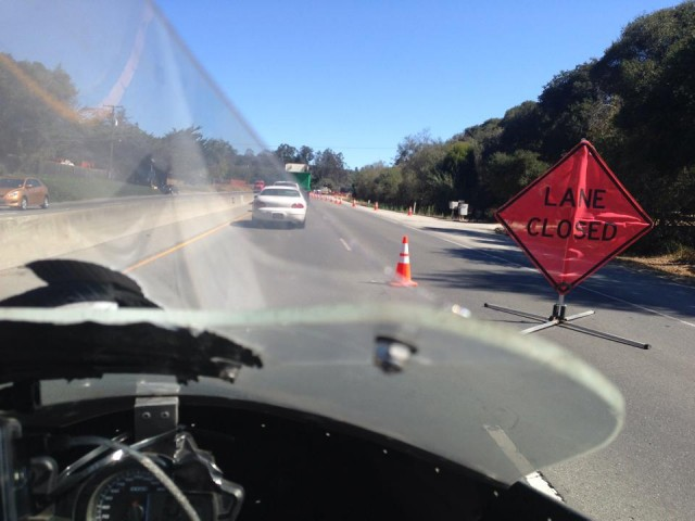 'Iron Butt' motorcycle endurance ride by Terry Hershner on electric motorcycle