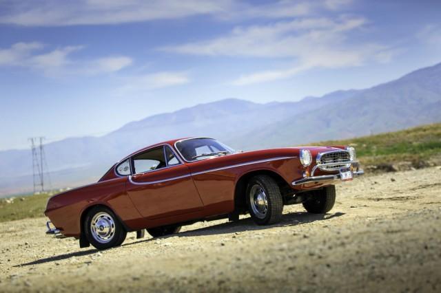 Irv Gordon's 3-million mile 1966 Volvo P1800 coupe