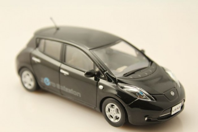 J-Collection Nissan Leaf. Image: ebay.co.uk