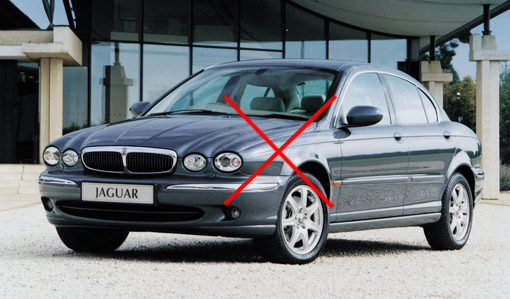 Jaguar's X-Type gets its plug pulled for