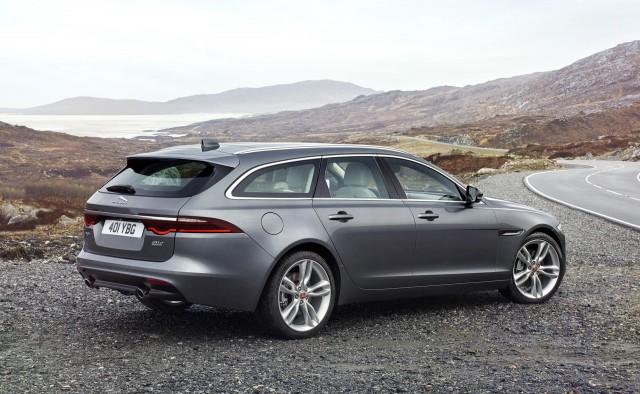 USbound Jaguar XF Sportbrake revealed priced from 71445