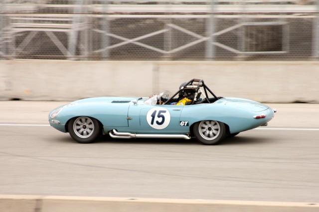 2011 Rolex Monterey Motorsports Reunion: Jaguar E-Types