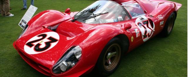 James Glickenhaus' Ferrari 330 P3/4