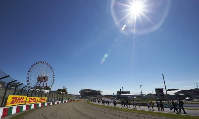 Suzuka Circuit, home of the Formula One Japanese Grand Prix