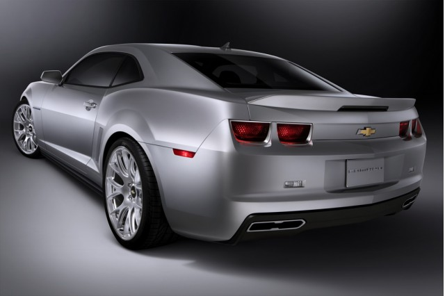 Jay Leno Chevrolet Camaro Concept