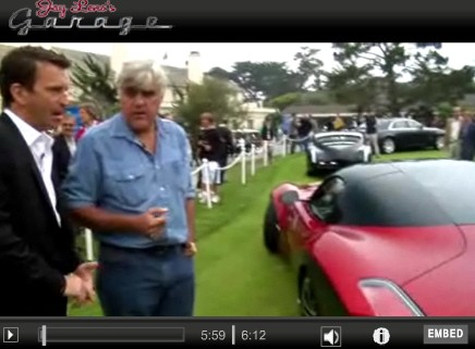 Jay Leno's walkaround of the Devon Motor Works GTX