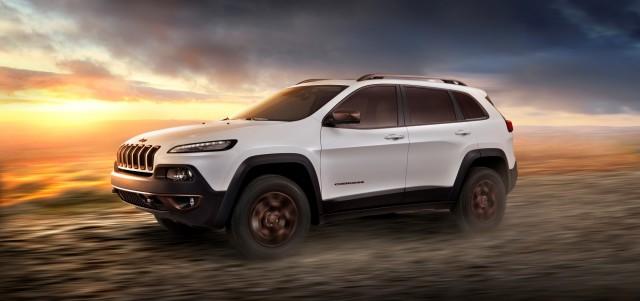 Jeep Cherokee Sageland design concept