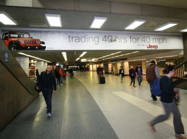 Jeep Thanksgiving Advertising Campaign