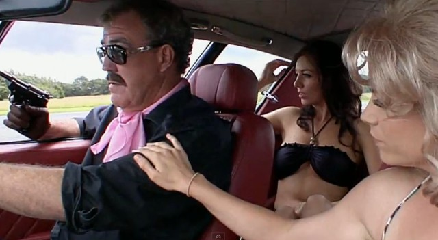 Jeremy Clarkson, international man of mystery
