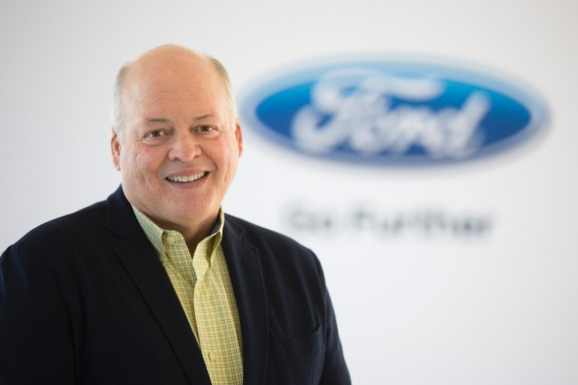 Ford to replace CEO Mark Field