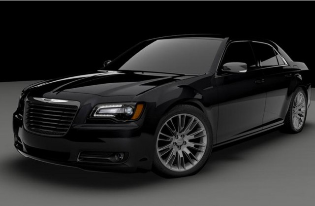 John Varvatos-designed 2012 Chrysler 300S to be sold for charity