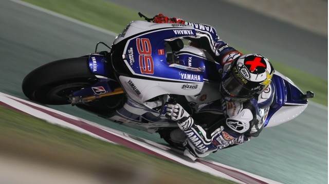 Jorge Lorenzo photo courtesy MotoGP