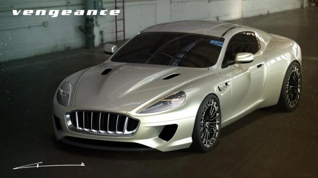 Kahn Design WB12 Vengeance teaser