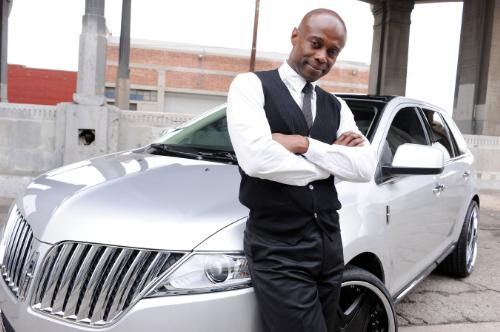 Kem and the 2011 Lincoln MKX for DUB Magazine