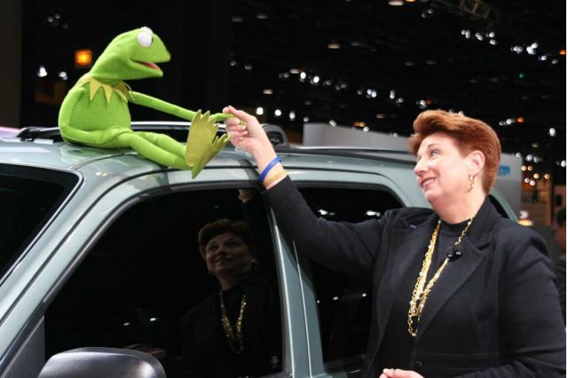 Kermit and Anne Stevens