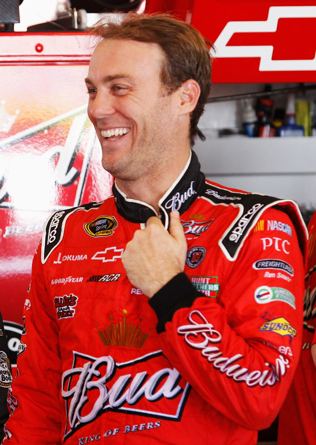 Kevin Harvick has the nickname